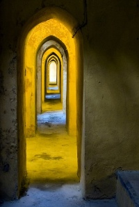 yellow arches