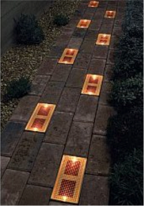 lighted-brick-pathway