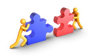 puzzle-teamwork